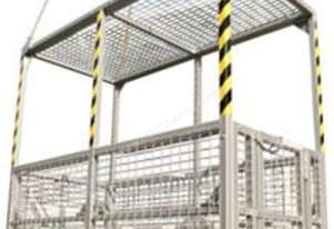 First Aid Rescue Man Cages 6 Man (with Roof)
