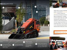 DITCH WITCH SK1050  - picture3' - Click to enlarge