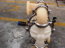 Diaphragm Pump - In/Out:38mm. - picture2' - Click to enlarge
