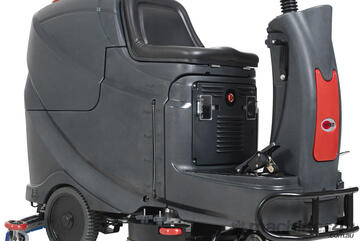 Viper AS710 ride on scrubber