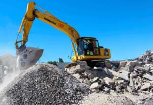 XCENTRIC CRUSHER BUCKET XC15 12T+