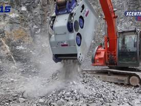 XCENTRIC XC15 12T+ CRUSHER BUCKETS