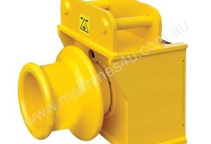3 Tonne/30kN's Quick Hitch Cable Hauling Capstan