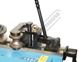 TB-60 Electric Pipe & Tube Bender Ø51 x 2mm  Steel Tube Capacity Digital Programmable Control - picture2' - Click to enlarge