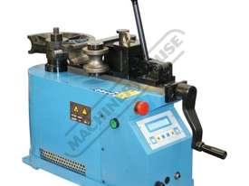 TB-60 Electric Pipe & Tube Bender Ø51 x 2mm  Steel Tube Capacity Digital Programmable Control - picture0' - Click to enlarge