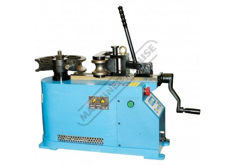 TB-60 Electric Pipe & Tube Bender Ø51 x 2mm  Steel Tube Capacity Digital Programmable Control