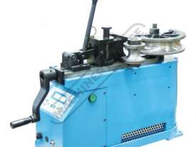 TB-60 Electric Pipe & Tube Bender - Digital Control 12.7mm - 31.75mm NB Pipe Capacity,<br>25.4 - 51m - picture4' - Click to enlarge