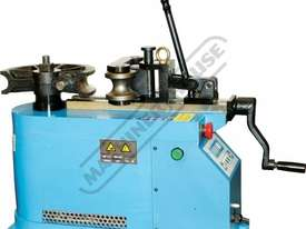 TB-60 Electric Pipe & Tube Bender - Digital Control 12.7mm - 31.75mm NB Pipe Capacity,<br>25.4 - 51m - picture3' - Click to enlarge