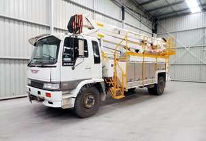 Hino FF Griffon Elevated Work Platform Truck