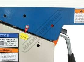 PT-300 Planer & Thicknesser Combination - HSS Blades 304mm Wide Planer Capacity 304 x 220mm (W x H)  - picture3' - Click to enlarge