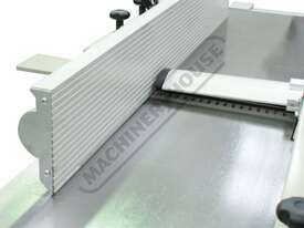 PT-300 Planer & Thicknesser Combination - HSS Blades 304mm Wide Planer Capacity 304 x 220mm (W x H)  - picture8' - Click to enlarge