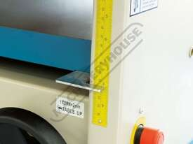 PT-300 Planer & Thicknesser Combination - HSS Blades 304mm Wide Planer Capacity 304 x 220mm (W x H)  - picture14' - Click to enlarge