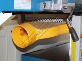 PT-300 Planer & Thicknesser Combination - HSS Blades 304mm Wide Planer Capacity 304 x 220mm (W x H)  - picture16' - Click to enlarge
