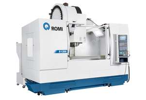 ROMI 3, 4, 5 axis Milling