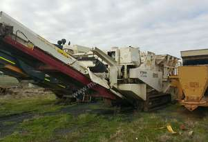 TEREX COBRATRAK 1300 TRACKED IMPACT CRUSHER
