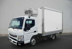 2014 Mitsubishi Canter 515 Car Licence Freezer