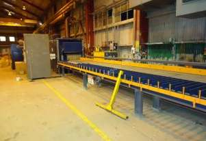 HIGH PRODUCTION PROFILE CUTTING LINE