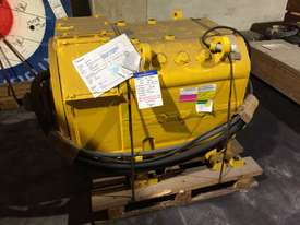 850 kw 1100 hp 1040 rpm 750 v DC Electric Motor - picture0' - Click to enlarge