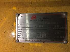 850 kw 1100 hp 1040 rpm 750 v DC Electric Motor - picture1' - Click to enlarge