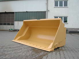 Roo Attachments Hi Dump wheel loader buckets  - picture0' - Click to enlarge