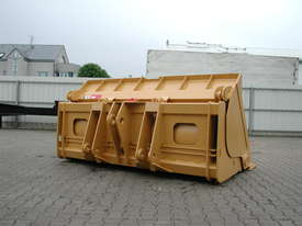 Roo Attachments Hi Dump wheel loader buckets  - picture1' - Click to enlarge