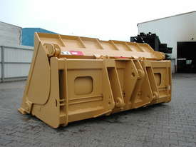 Roo Attachments Hi Dump wheel loader buckets  - picture2' - Click to enlarge