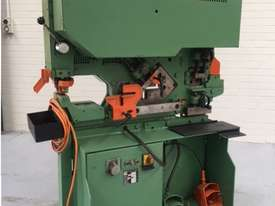 Used Mubea KBL 560 Punch & Shear - picture0' - Click to enlarge