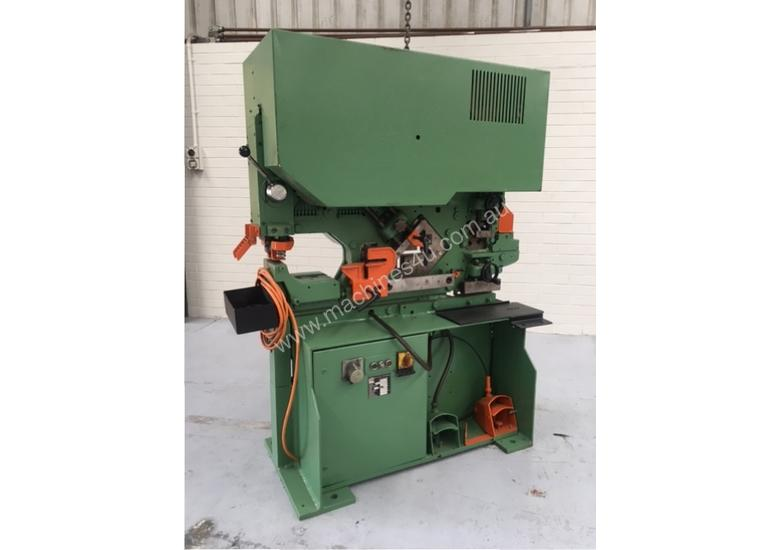 Used Mubea KBL 560 Punch & Shear