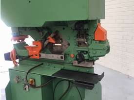 Used Mubea KBL 560 Punch & Shear - picture1' - Click to enlarge