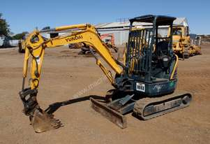 Hyundai R27Z-9 Excavator *CONDITIONS APPLY*