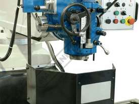 BM-62VE Turret Milling Machine (X) 865mm (Y) 420mm (Z) 400mm Includes Digital Readout, Vice & Clamp  - picture9' - Click to enlarge