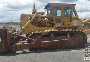 CAT D9H Dozer in very good order