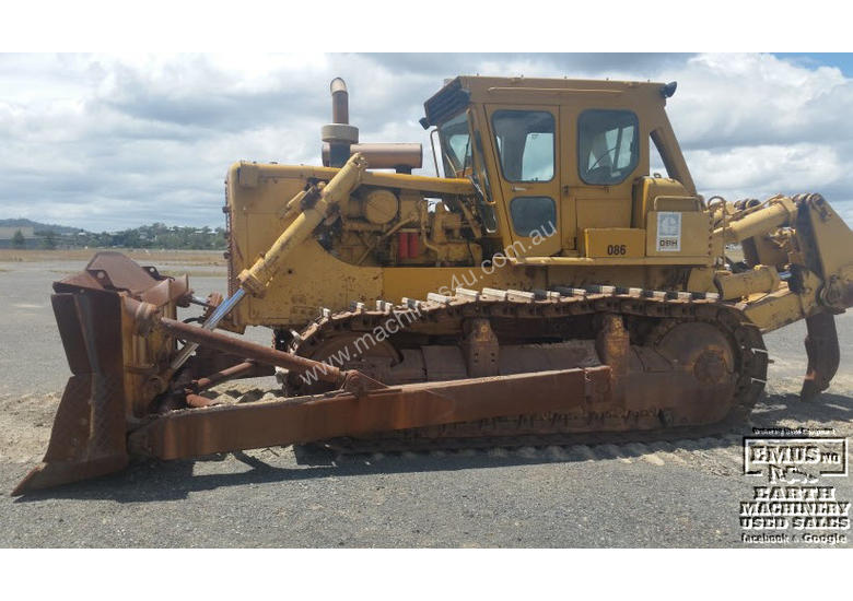 Used 1979 Caterpillar D9H Dozer in , - Listed on Machines4u