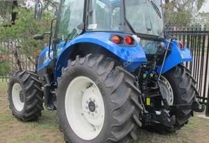 New Holland T4.75 FWA/4WD Tractor