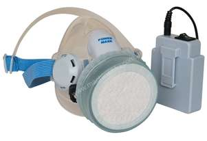 Carbatec Powered Dust Mask