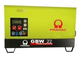 Pramac 14kVA Single Phase Perkins Diesel Generator - picture1' - Click to enlarge