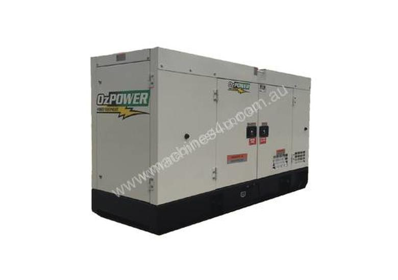 OzPower 69kva Three Phase Diesel Generator