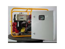 Powerlite Honda 8kVA Three Phase Auto Start Generator - picture4' - Click to enlarge