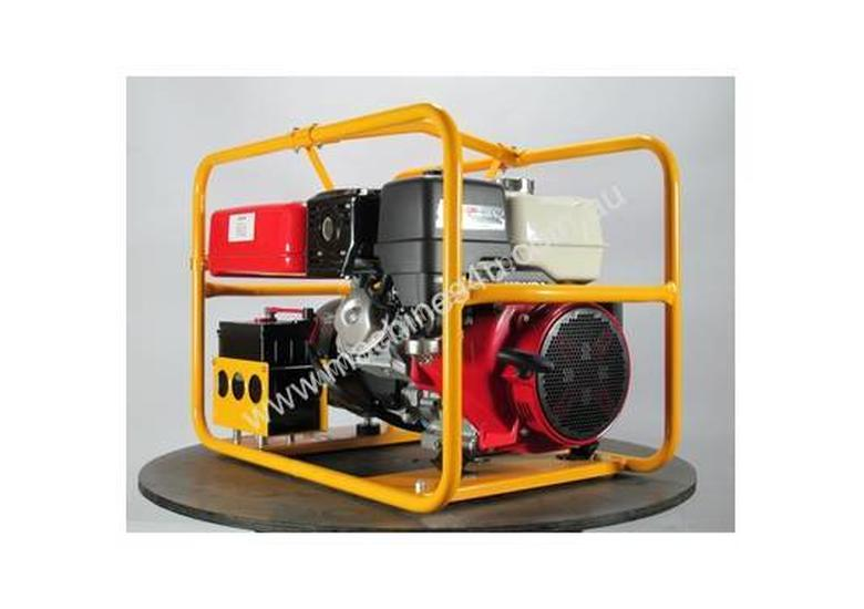 Powerlite Honda 8kVA Three Phase Auto Start Generator