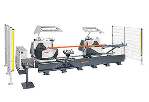 ELUMATEC DG104 Double Mitre Saw - Made in Germany