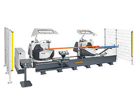 ELUMATEC DG104 Double Mitre Saw - Made in Germany - picture0' - Click to enlarge