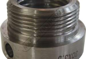 62130 Scroll Chuck Insert - M30 x 3.5mm Suits Scroll Chucks