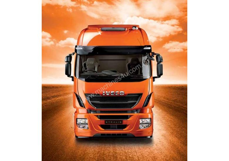 Iveco Stralis AS-L Series 2