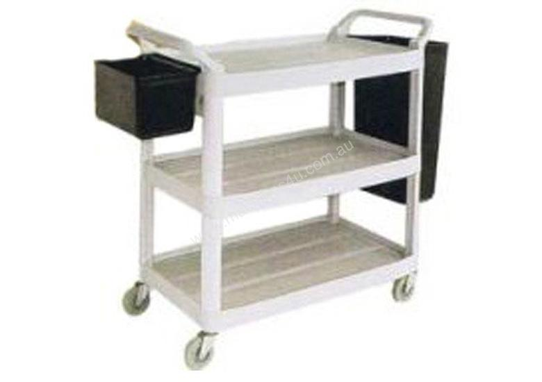 HyKlene GD-D-012 3 Tier Food Service Cart