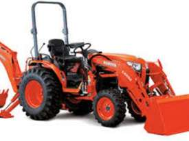 Kubota Tractor B Series - picture3' - Click to enlarge