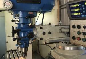 Hafco Turret milling machine