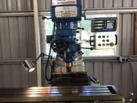 Turret milling machine  - picture2' - Click to enlarge