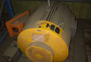132 kw 175 hp 2 pole 415 volt AC Electric Motor