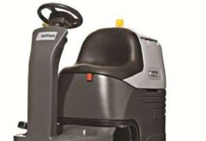 Nilfisk Ride on Scrubber/Dryer- BR752