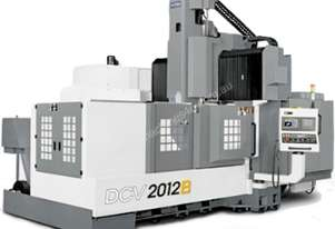 DCV Series Double Column Machining Centers